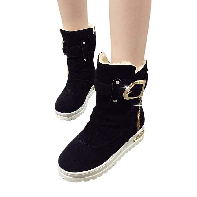 f245311af5f7 Amazon.com  Winter Women Snow Boots