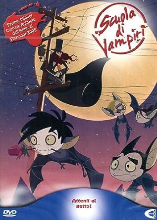 Amazon scuola di vampiri vol attenti al gatto dvd