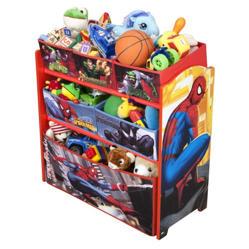 Delta Spiderman Toy Organizer TB84401SM