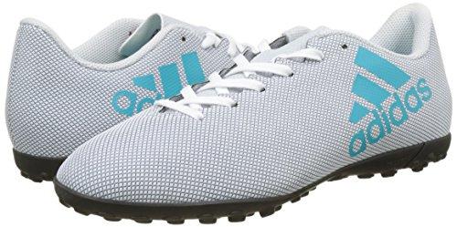 ftwr Multicolores De Hommes Chaussures Blanc nergie X Football 4 17 Bleu Pour Tf Clair Gris Adidas Uvwwadqf0