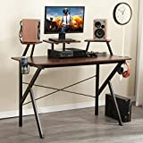 DlandHome Gaming Desk 47 inches w/Adjustable