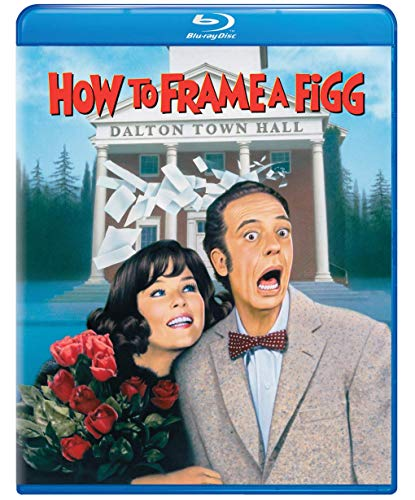 How to Frame a Figg [Blu-ray]