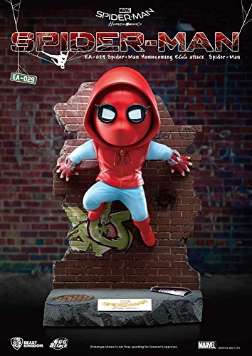 Beast Kingdom Homecoming: Egg Attack EA-029 Spider-Man Resin
