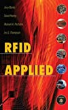 img - for RFID Applied book / textbook / text book