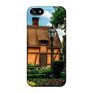 HprHCOp2650pCPmn Beautiful Urban Garden Awesome High Quality Iphone 5/5s Case Skin