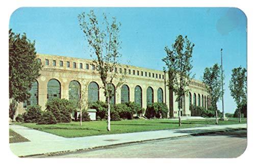 Vintage Unused Postcard of University of Nebraska Memorial Stadium 143640 from Best Authentics