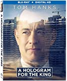 A Hologram For The King [Bluray + Digital HD] [Blu-ray]