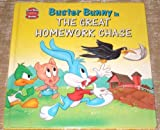 Buster Bunny in the Great Homework Chase (Tiny Toon Adventures Storybooks)