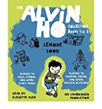 img - for The Alvin Ho Collection: Books 1 & 2: Allergic to Girls, School, and Other Scary Things/Allergic to Camping, Hiking, and Other Natural Disasters (Alvin Ho (Audio)) (CD-Audio) - Common book / textbook / text book