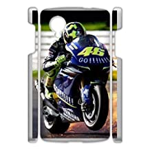 Google Nexus 5 Cases Cell phone Case Hzudn Valentino Rossi Plastic Durable Cover