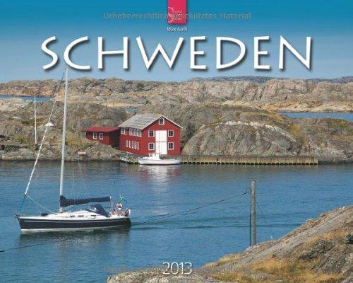 Schweden 2013 - Original Stürtz-Kalender
