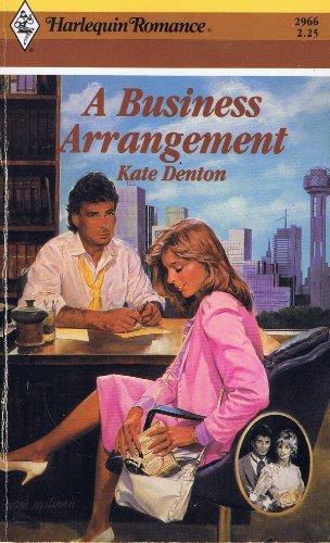 book cover of A Business Arrangement