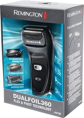 Marca nueva Remington F4790 afeitadora eléctrica: Amazon.es: Salud ...