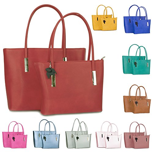 Handbag Shop Big Femme Sac Rose SPww4X