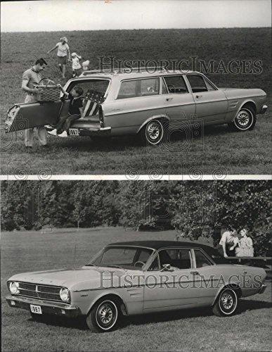 1968 Ford Station Wagon - 6