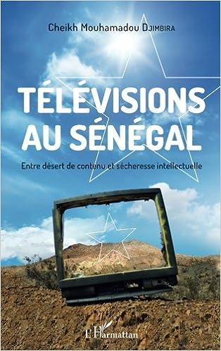 Télévisions au Sénégal (Cheikh Mouhamadou Djimbira)