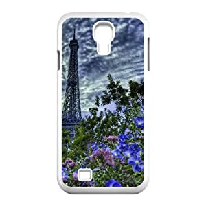 Samsung Galaxy S4 Cases Tower Eiffel Hdr For Teen Girls Protective, Cute Case For Samsung Galaxy S4 Mini For Teen Girls Protective [White]