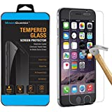 "MagicGuardz®, Made for Apple 5.5"" iPhone 6 Plus and 6s Plus, Premium Tempered Glass Clear Screen Protector, Retail Box"