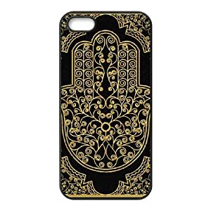 DIY Phone Case for Iphone 5,5S, Hamsa Hand Cover Case - HL-R647926