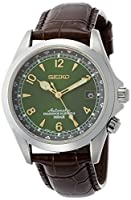 Seiko Men's Stainless Steel Japanese-Aut...
