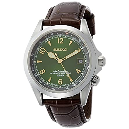 Seiko Men's Stainless Steel Japanese-Automatic...