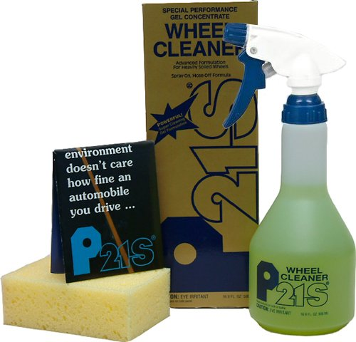 er, 16.9 oz - 3 Pack (P21s Gel Wheel Cleaner)