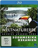 Das Weltnaturerbe - Schätze unserer Erde - Südamerika/Ozeanien [Blu-ray]