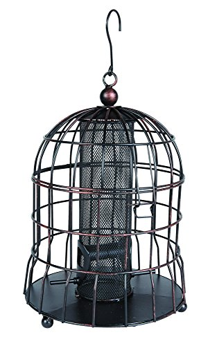 Gardman BA09603 Bird Feeder, Bronze