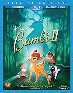 Bambi II (Two-Disc Special Edition Blu-ray / DVD Combo in Blu-ray Packaging)