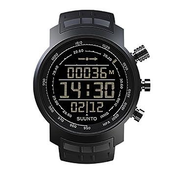 Suunto - Elementum Terra - SS016979000 - Reloj deportivo - All Black (negro) - Display fondo oscuro: Amazon.es: Deportes y aire libre