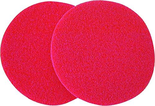 FantaSea Cosmetic Sponge, Red, 2 (Fantasea Cosmetics)