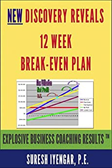 New Discovery Reveals 12 Week Break-Even Plan: Explosive Business Coaching Results