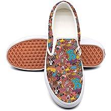 ttrerg Fashion Women Animal Online Designer Customize Flat Casual Shoes
