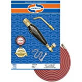 Uniweld K38 Air/Acetylene Soft Flame Kit for MC Tank with TH3 Handle and S23 Screw Connect Tip