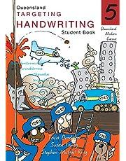 QLD Targeting Handwriting Student Book Year 5