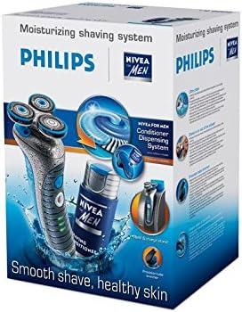 Philips HS8060 con soporte de carga y rellenado Afeitadora NIVEA ...