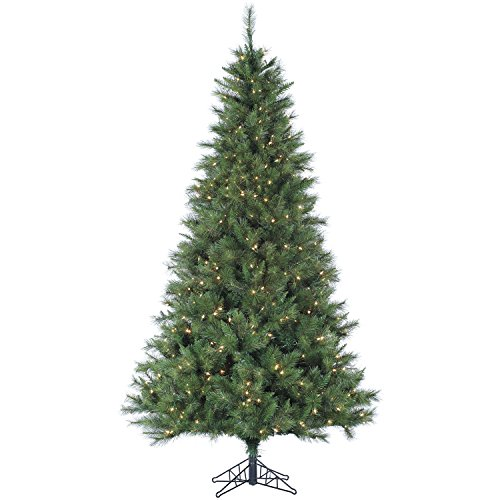 10 Ft. Canyon Pine Christmas Tree with Smart String Lighting