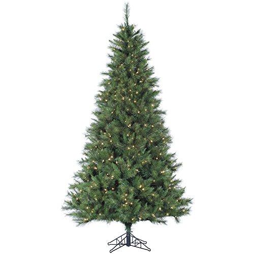 10 Ft. Canyon Pine Christmas Tree with Smart String Lighting