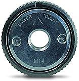 Stayer TUERCA APRIETE RAPID - Tuerca rapida disco amoladora universal M-14