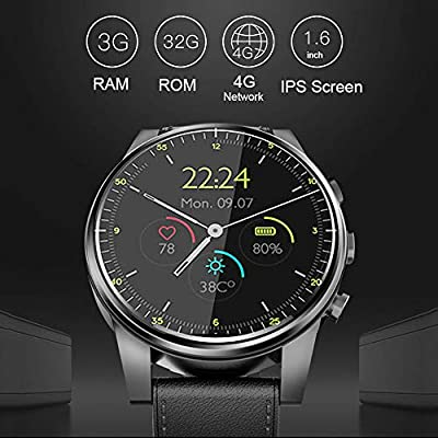 ZUKN 4G Smartwatch Ip67waterproof AI Pulsera Inteligente de ...