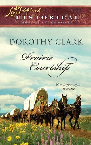 book cover of Prairie Courtship