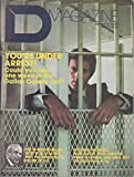 D Magazine - The Magazine of Dallas - You're Under Arrest! cover - (July 1977)