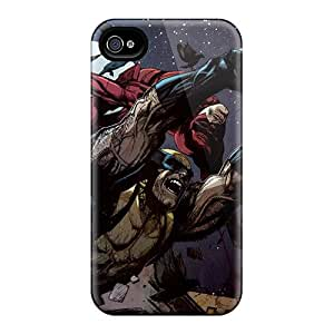 Protective Cell-phone Hard Covers For Iphone 6plus With Support Your Personal Customized Vivid Daredevil I4 Pattern InesWeldon