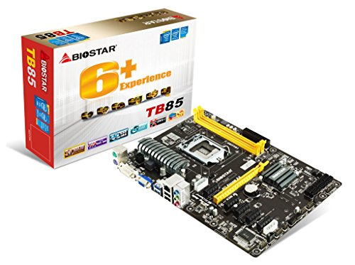 Picture of a Biostar 189846 Motherboard Tb85 Core 802700506017