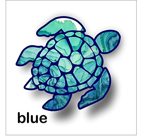 Sea Turtle Decal/sticker ****Free shipping**** (blue)