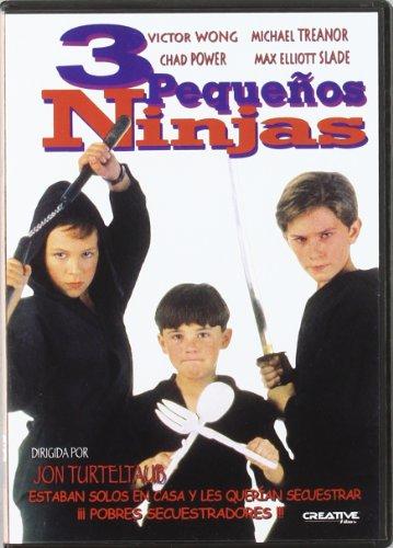 Amazon.com: 3 Pequeños Ninjas (3 Ninjas): Cine y TV