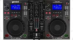 Gemini DJ CDM-3610 DJ Package
