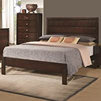 Traditional Panel Bed (Queen - 62.75 in. L x 84 in. W x 52 in. H)