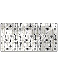 Which Key Fits Rectangle Tablecloth Large Dining Room Kitchen Woven Polyester Custom Print
