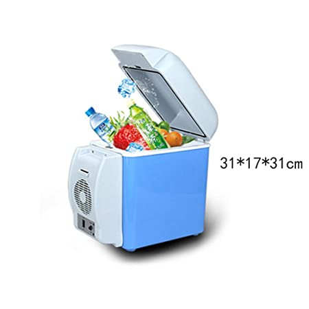 HFJKD 7.5 L Mini refrigerador para Auto Nevera Portatil 12V Caja ...